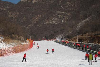 静之湖滑雪场