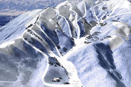 龙凤山滑雪场