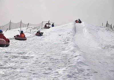 北京蟹岛度假村滑雪场