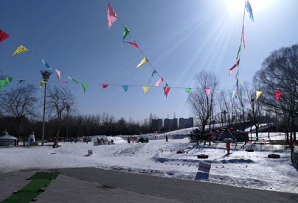 亚布洛尼滑雪场