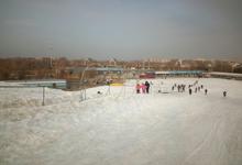 帝景温泉滑雪场