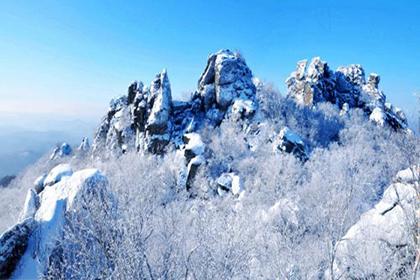 七星峰国家森林公园滑雪场