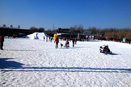 万博滑雪度假山庄