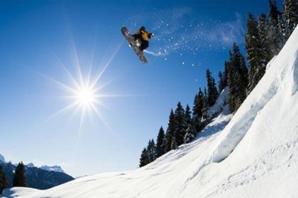 国际高尔夫滑雪场