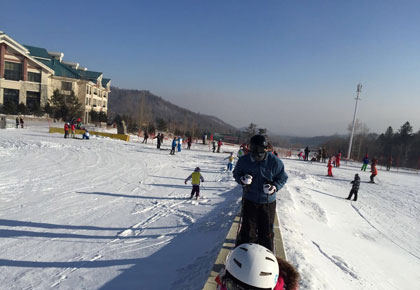 亚布力新濠阳光滑雪场