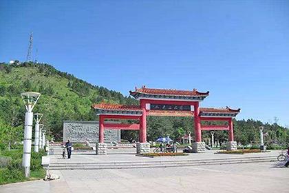 金长城遗址公园