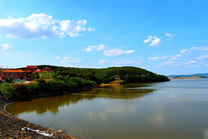 向阳湖风景区