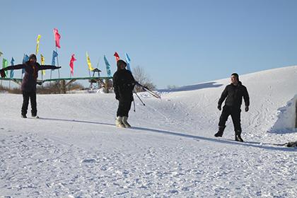 寿山滑雪场