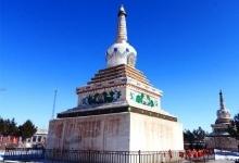衍福寺双塔