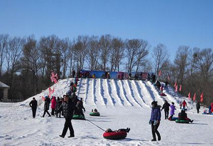 飞天滑雪场