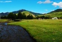 草原赛马场