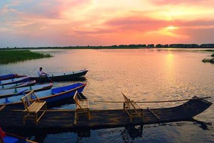 安邦河国家湿地公园