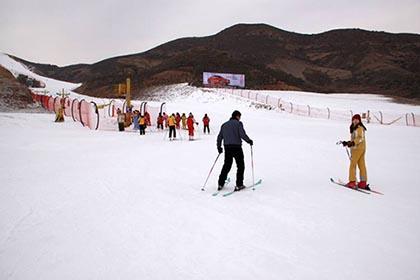 呼和浩特太伟滑雪场