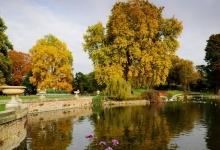 呼和浩特市植物园