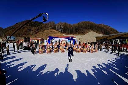 美林谷滑雪场