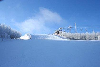 张家口塞北滑雪场