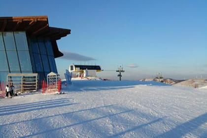 密苑云顶滑雪场