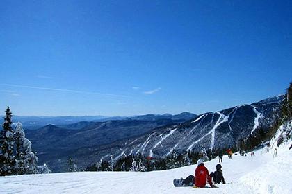 五指山滑雪场