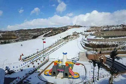 太原五龙滑雪场