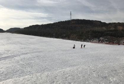 曦岭滑雪场