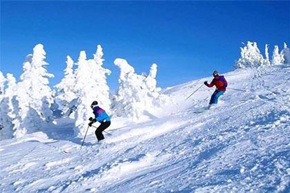 孤峰山滑雪场