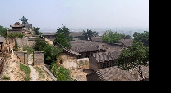 北魏秀容古城