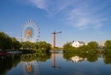 未央湖游乐园