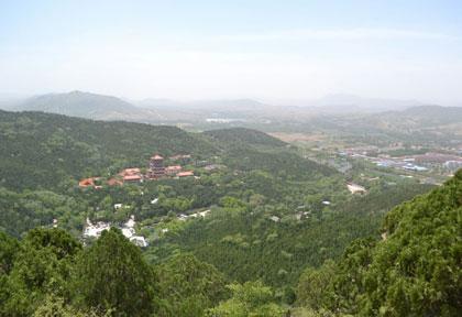 济南五峰山