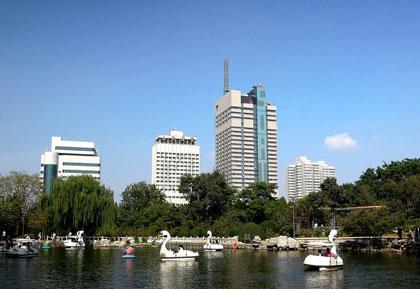 济南泉城公园