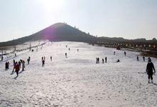 淄博宝山滑雪场