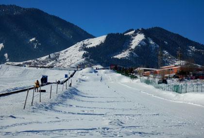 乌鲁木齐阳光滑雪场