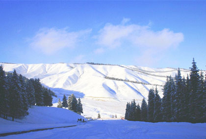 南山南滑雪场