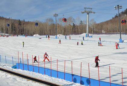 香格岭凤凰城滑雪场