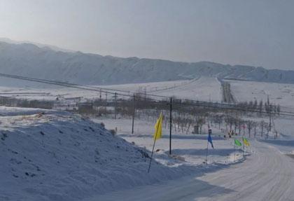 冰峰滑雪场