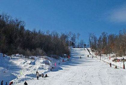 那仁王滑雪场