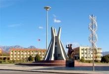 乌恰抗震纪念碑