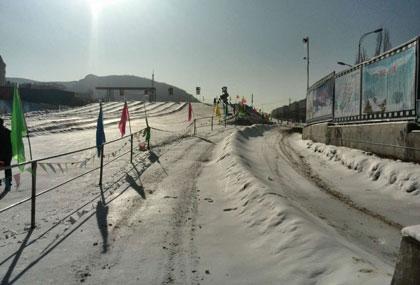崑西滑雪场