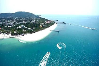 西岛海上游乐世界
