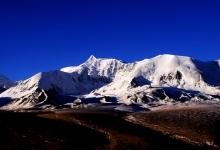 阿尼玛卿雪山