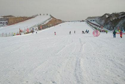 塔儿(尔)湾滑雪场