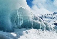 透明梦柯冰川