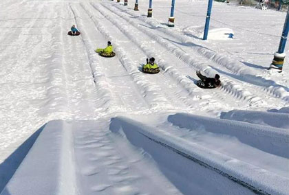 万象卉园滑雪场