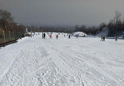 太行风情滑雪场
