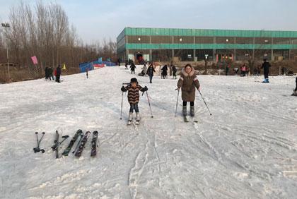 龙安滑雪场