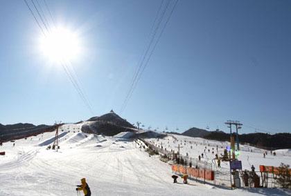 北大河滑雪场