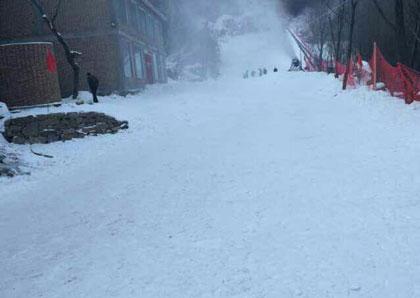 香木河滑雪场