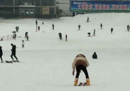 五龙山滑雪场