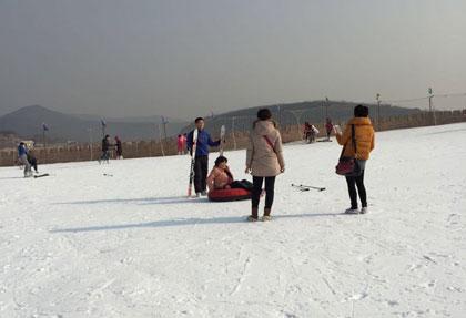 红砂岭云顶滑雪场