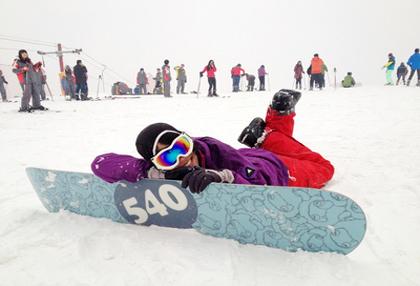 卡乐迪旅游滑雪场