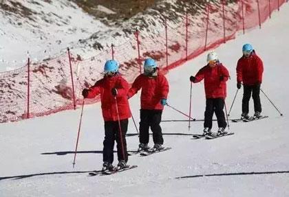 虎贝滑雪场